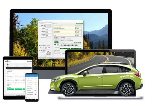 Automotive Dealership Management Software